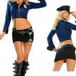 LookSexy Costum de politista Police Girl