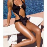 LookSexy Costum de baie Ester black