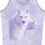 Mountain Life Maieu Dama White Wolves