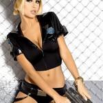 Obsessive Costum de politista Police set
