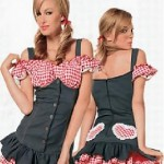 LookSexy Costum de scolarita Mary Lou Schoolgirl