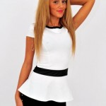 Bluza Dama Slick Style White