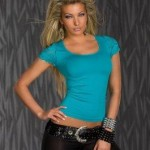 Bluza SpringJoy Turquoise