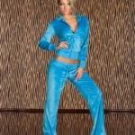 Set Velvet Turquoise