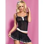 Obsessive Servanta corset + skirt